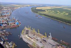 Galati Port