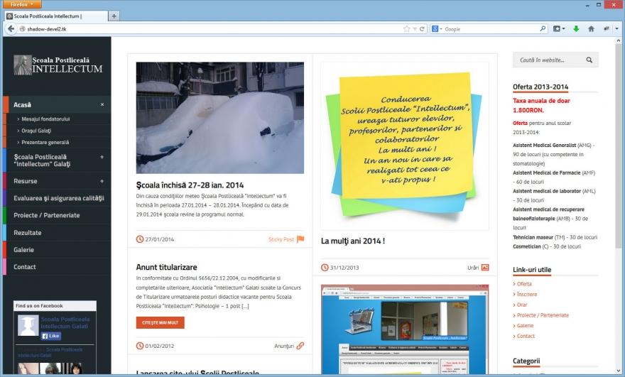 Website V3