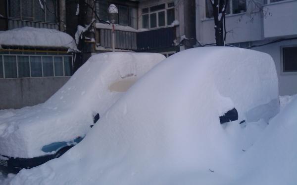 Zăpadă Galaţi